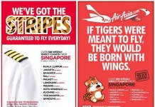 Funny and Powerful Advertisement in Singapore Talk Cock Sing Song