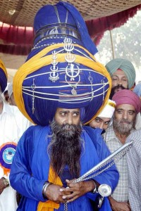Biggest Turban in the World Talk Cock Sing Song