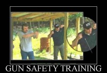 Gun Safety Training Talk Cock Sing Song