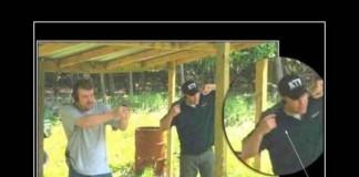 Gun Safety Training Talk Cock Sing Song