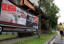 2nd Dengue Death Victim in Singapore at Ang Mo Kio Talk Cock Sing Song