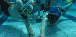 Underwater Hockey Talk Cock Sing Song