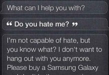 IOS Siri Getting More Offensive Talk Cock Sing Song