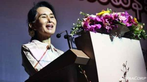 Suu Kyi Encourages Overseas Myanmar Citizens to Return Home Talk Cock Sing Song