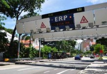 4 Expressway ERP Gantries to Increase During Morning Peak Talk Cock Sing Song