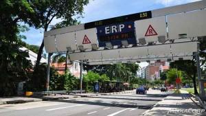 4 Expressway ERP Gantries to Increase During Morning Peak Talk Cock Sing Song