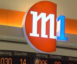 M1 Fined $1.5m for Mobile Service Outage Talk Cock Sing Song