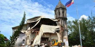 Magnitude 7.2 earthquake hits Philippines Talk Cock Sing Song