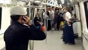 Samurai Claims to be a Swordsmanship Coach Talk Cock Sing Song
