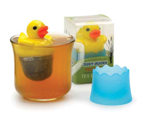 Innovative Tea Infuser Talk Cock Sing Song