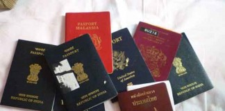 Thailand Struggle to Track Fake Passports Talk Cock Sing Song
