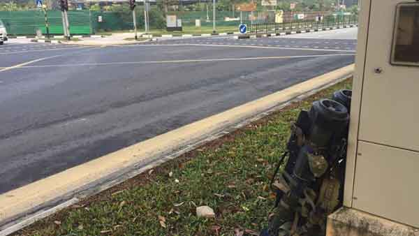Matador Found Along Lim Chu Kang Road Talk Cock Sing Song