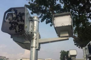 New Digital Speed Cameras in Operation Talk Cock Sing Song