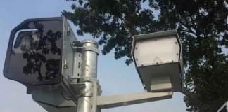 New Digital Speed Cameras in Operation Talk Cock Sing Song