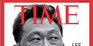 Mr Lee Kuan Yew will be Featured on Time Magazine Cover Talk Cock Sing Song