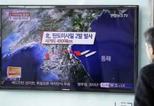 North Korea Fires 2 Short-range Missiles Talk Cock Sing Song