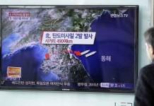 North Korea Fires 2 Short-range Missiles Talk Cock Sing Song