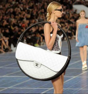 New Bag Fashion. And you think Girls bag are Big Talk Cock Sing Song