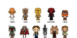 Star Wars Character A to Z