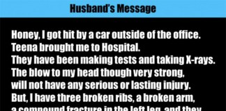 Husband Got Into a Car Accident and this is What Happen Talk Cock Sing Song