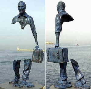The Beautifully Imperfect Bronze Sculptures Of Bruno Catalano Talk Cock Sing Song