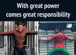 The New Spiderman is in Town Talk Cock Sing Song