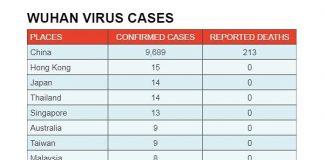 Wuhan coronavirus Singapore 13 Confirmed Case Till Date Talk Cock Sing Song