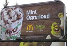 Orge Load Mint McFlurry Talk Cock Sing Song