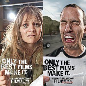 Calgary International Film Festival Tear Drop Ad Talk Cock Sing Song