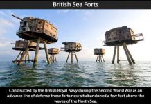 Creepy Places on Earth - British Sea Forts Talk Cock Sing Song 09