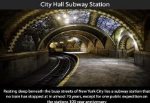 Creepy Places on Earth - City Hall Subway Station Talk Cock Sing Song 10