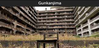 Creepy Places on Earth - Gunkanjima Talk Cock Sing Song
