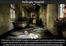 Creepy Places on Earth - Hellingly Hospital Talk Cock Sing Song