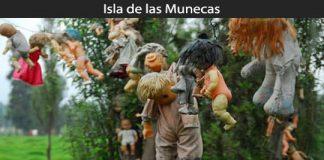 Creepy Places on Earth - Isla de las Munecas Talk Cock Sing Song 08
