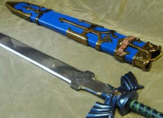 Man in Serious Condition after getting Stabbed with Master Sword of Zelda Talk Cock Sing Song